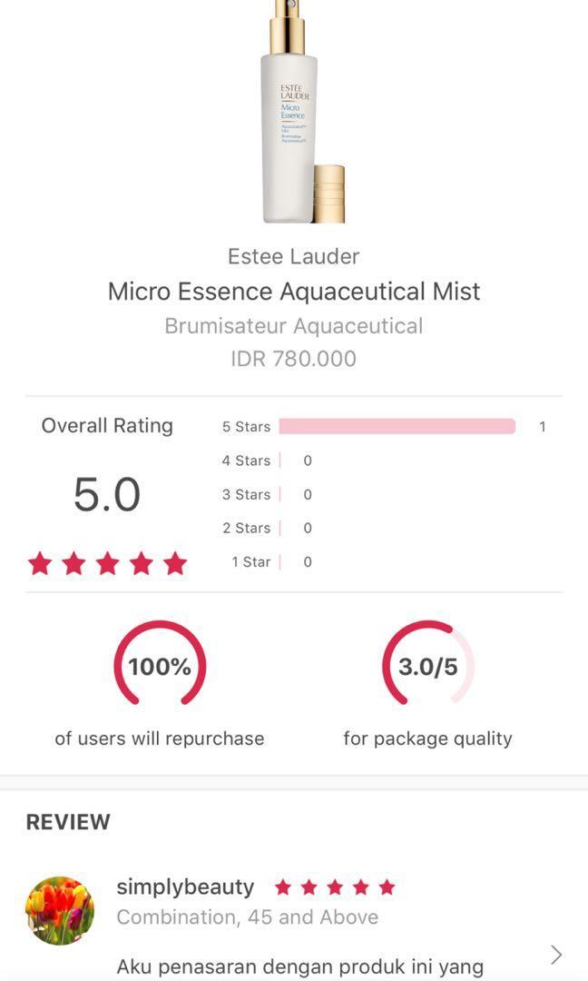 Estee Lauder - Micro Essence (15ml)