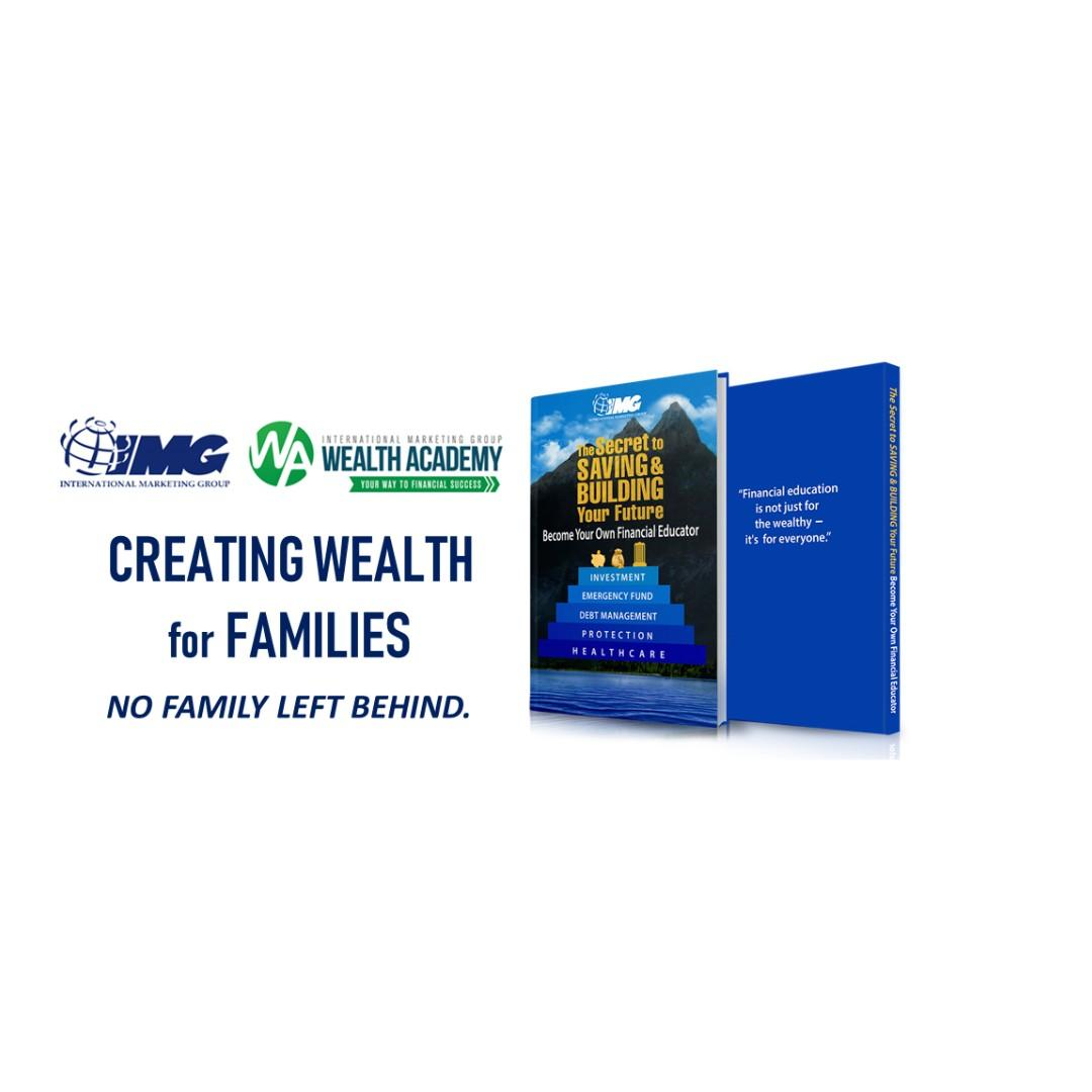 """Financial Literacy Book """"The Secret to Saving and Building Your Future"""" Become Your Own Financial Educator"""