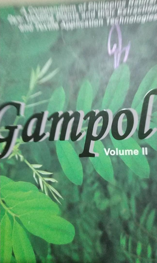 Gampol Philippine natural dye yeilding plants and their extraction and texture application technologies