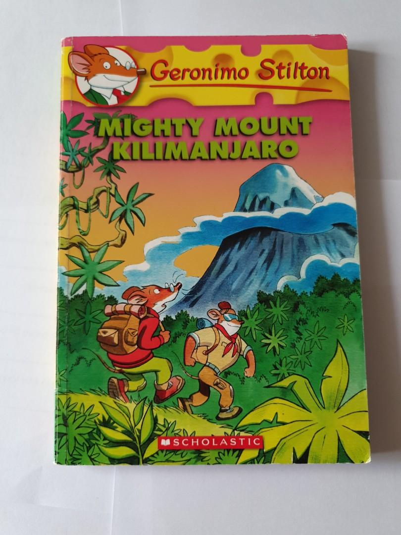 Geronimo Stilton Original