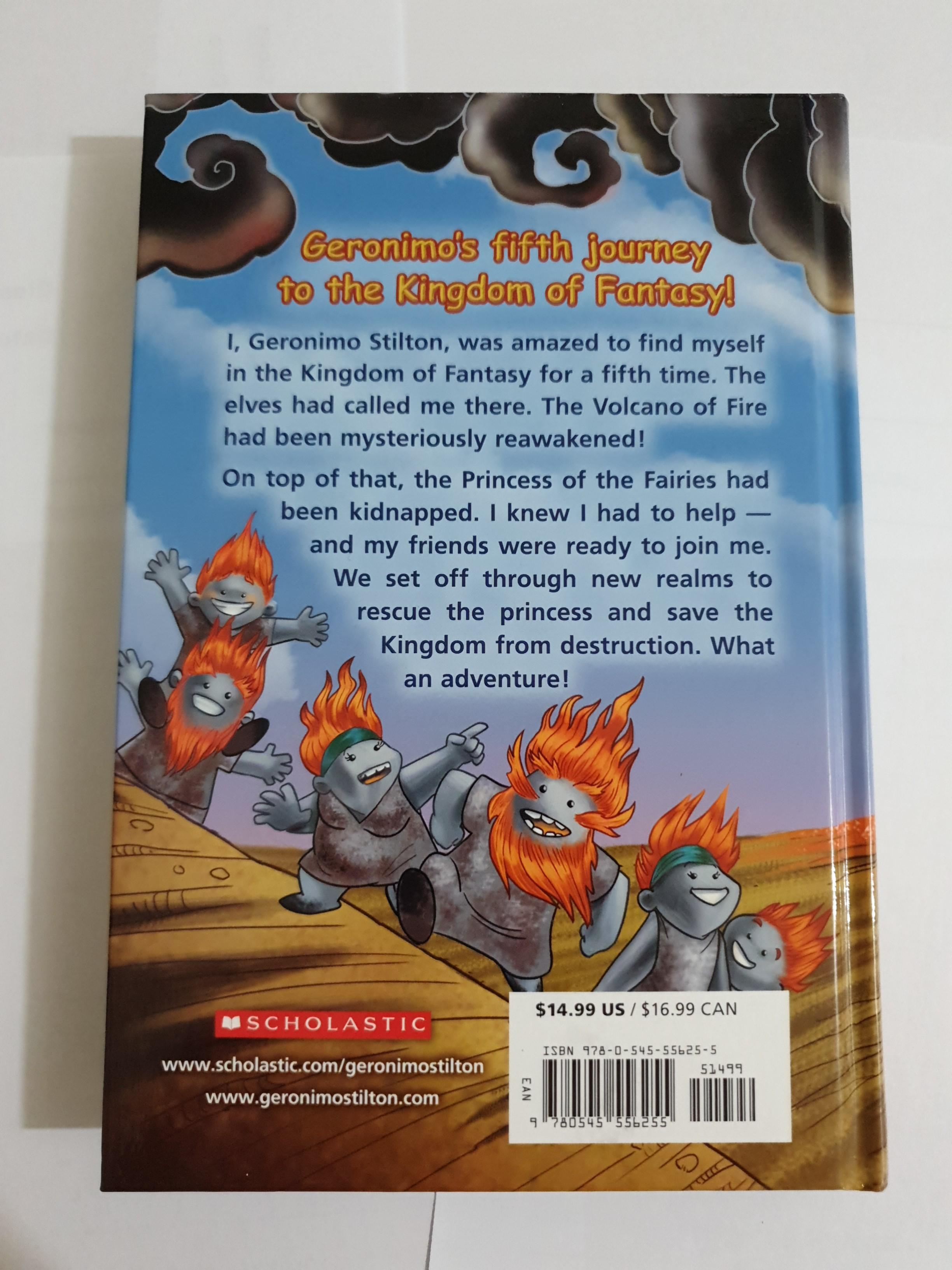 Geronimo Stilton Original (Hardcover)