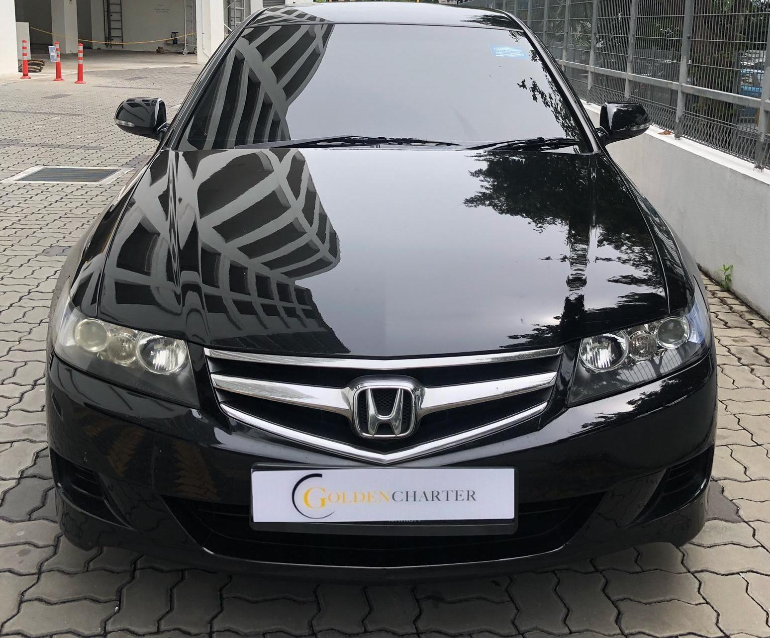 Honda Accord RENT PROMOTIOIN CHEAPEST RENTING OUT FOR Grab/Ryde/PersonalC