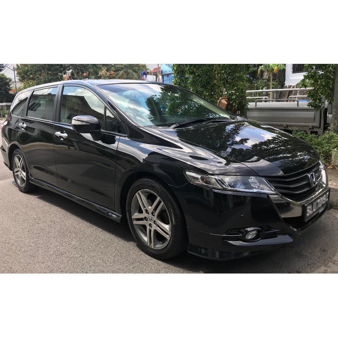 Honda Odyssey MPV 2.4 EX Auto Rental