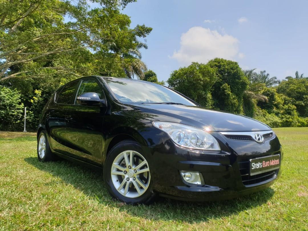 Hyundai i30 1.6 GLS 5-Dr (S/R) (S) Auto