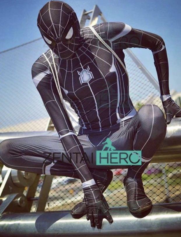 [INSTOCK] Spiderman Black Homecoming Suit