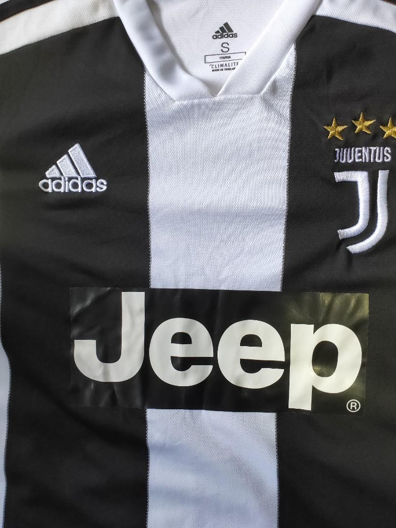 new style 7e168 7ca5b Juventus 2018/19 Jersey, Sports, Sports Apparel on Carousell