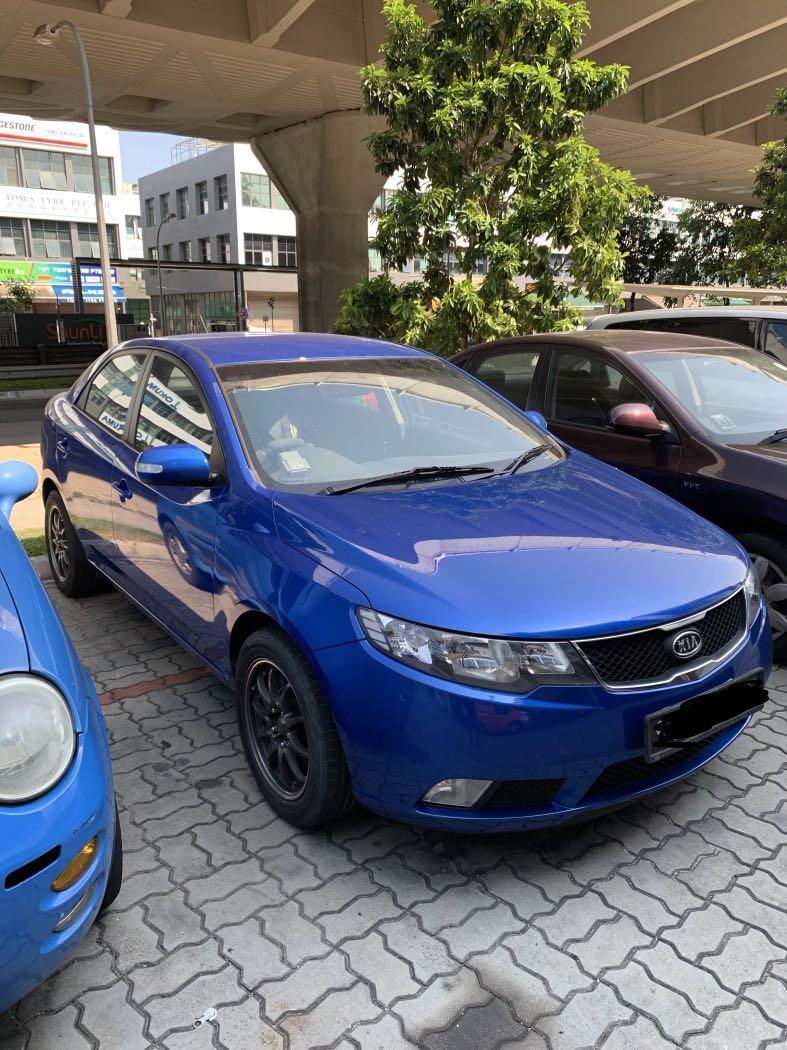 Kia Cerato Forte Auto 1.6