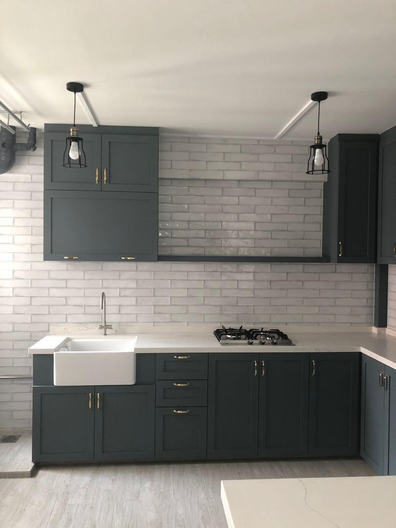 Kitchen Cabinet Package / full house reno / interior design