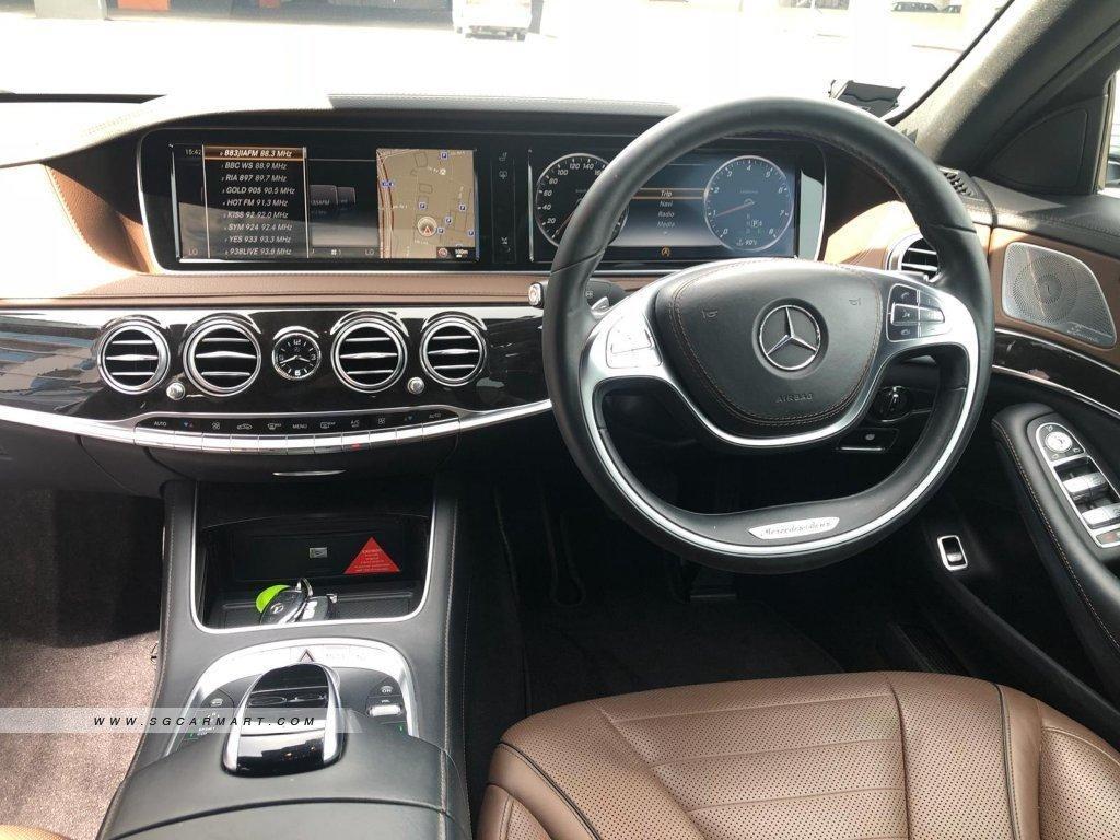 Mercedes-Benz S400L Auto