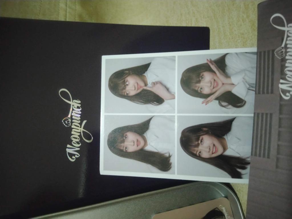 NeonPunch - [Moonlight] 1st Debut Single Album + TTD Asli