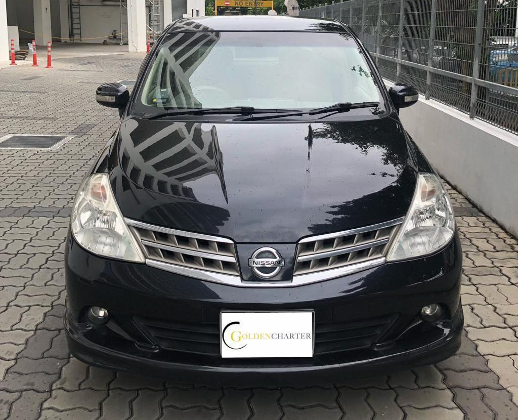 Nissan Latio RENT CHEAPEST RENTAL PROMO FOR Grab/Ryde/Personal USE RENTING OUTO
