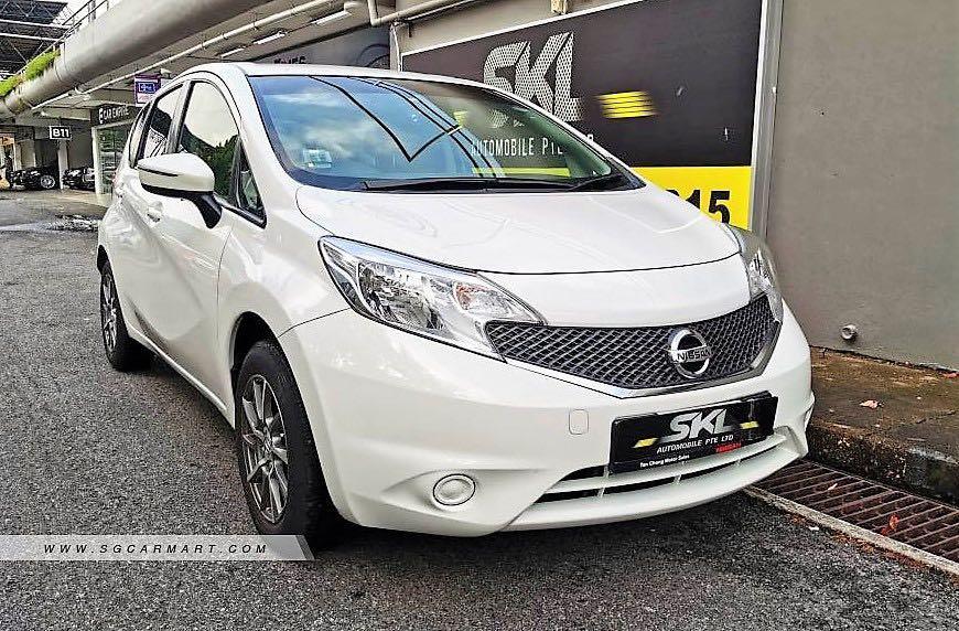 Nissan NOTE Auto 1.2