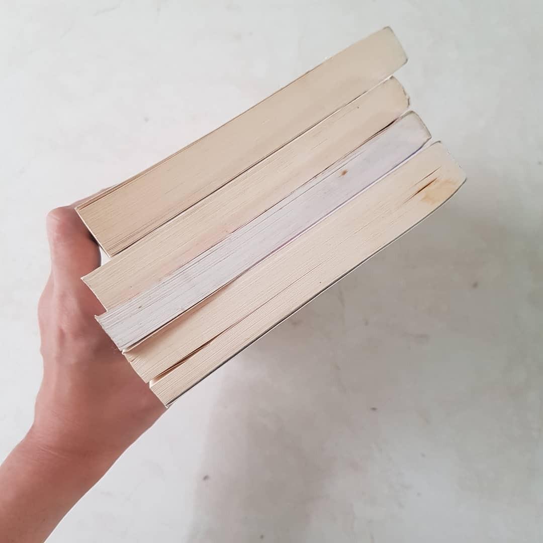Novel Ilana Tan (Paket 4 buku)