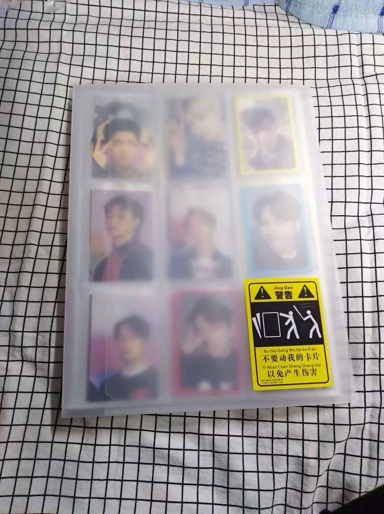 [Preorder] Album for Kpop Photocard