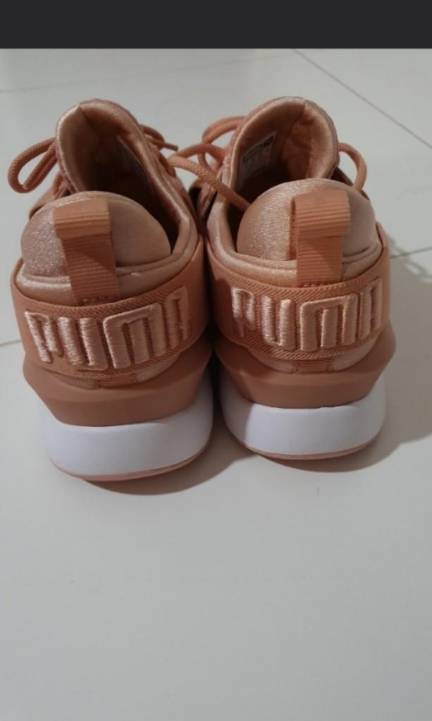 puma muse perf sneaker