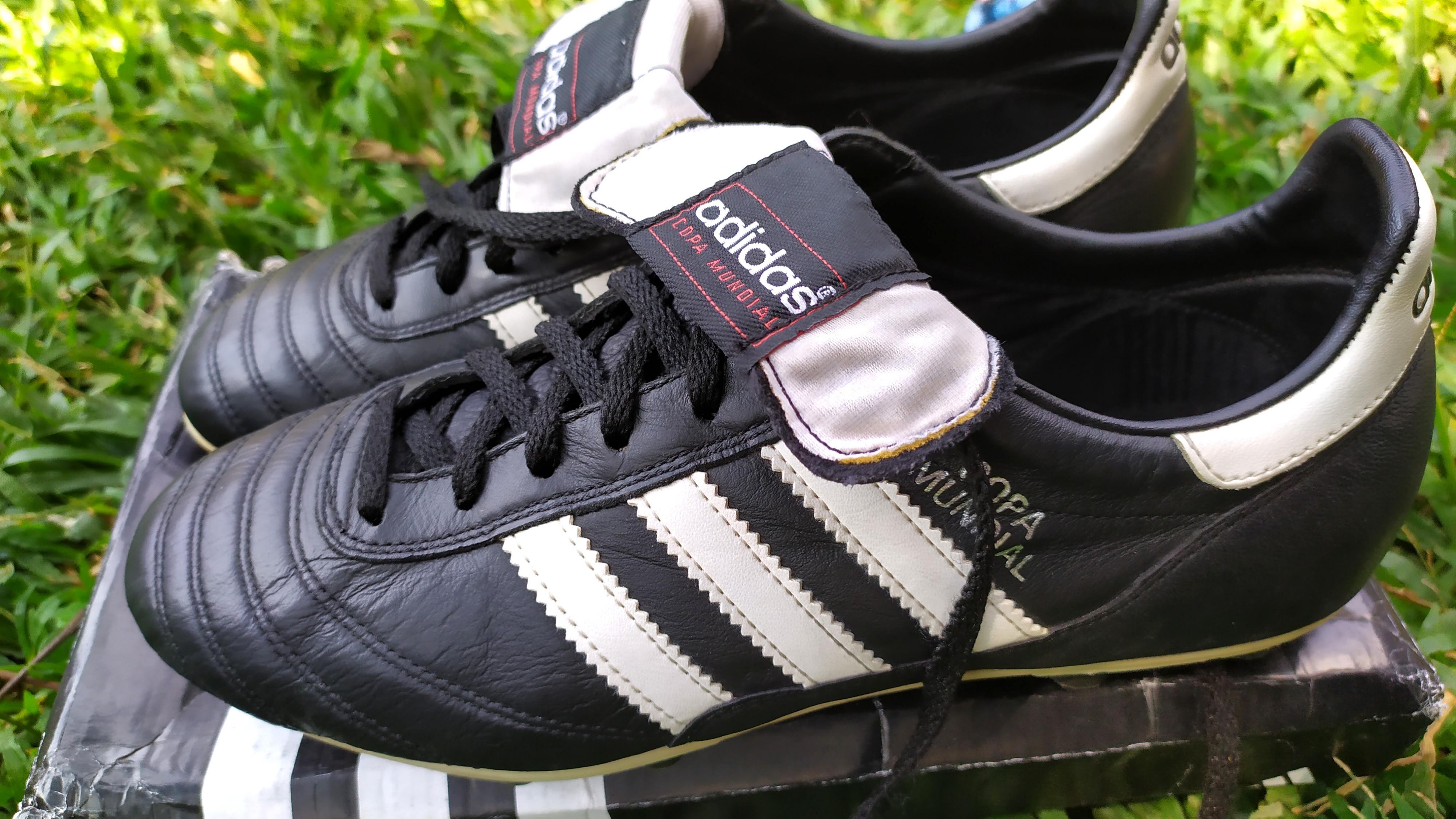 Sepatu Bola Adidas Copa Mundial Sports Other Sports Equipment On