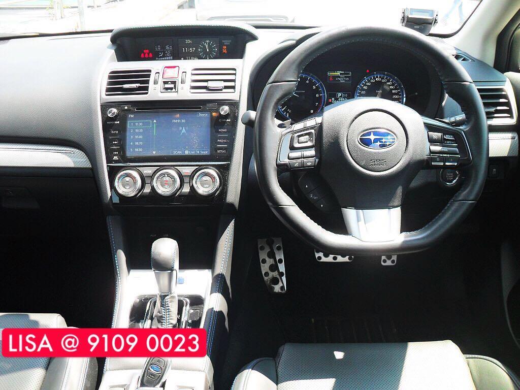 Subaru Levorg 1.6 GT-S Auto