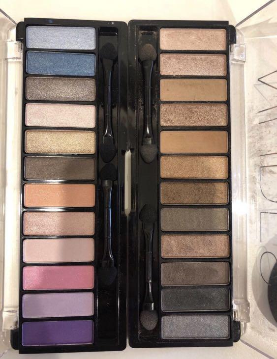 Tarte, Chi Chi, Australis and more eyeshadows! - all AUTHENTIC