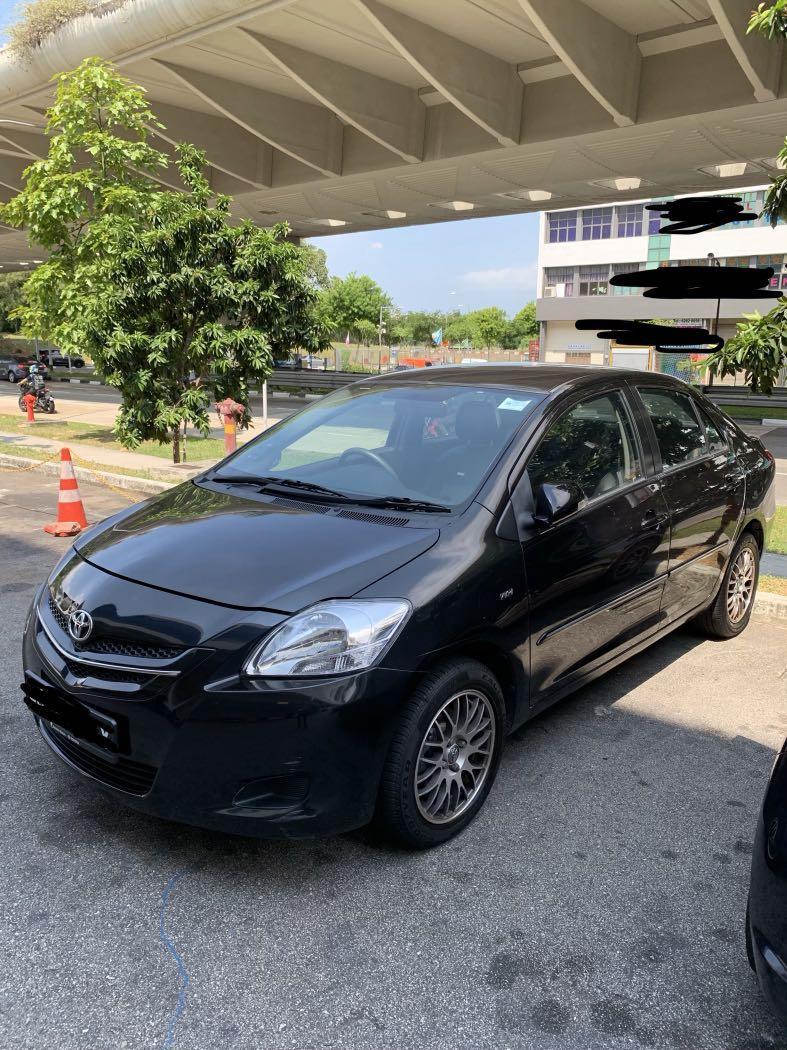 Toyota Vios 1.5 G Auto
