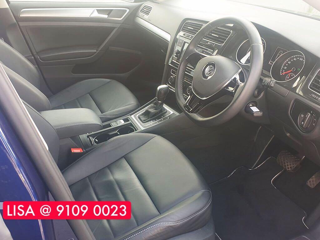 Volkswagen Golf 1.0 TSI DSG Auto