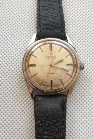 Nino 17 Jewels Vintage Watch