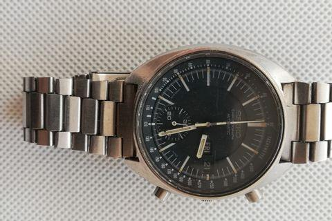 Seiko Chronograph Vintage Watch
