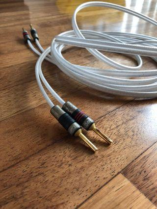 QED Silver Anniversary XT Speaker Cable (X Tube Technology)