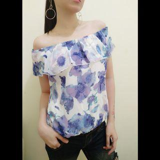 BLOUSE SABRINA FLOW IMPORT