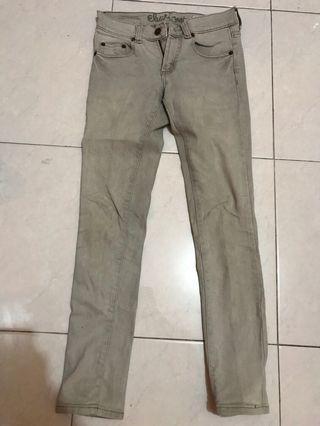 Jeans Abu muda / grey