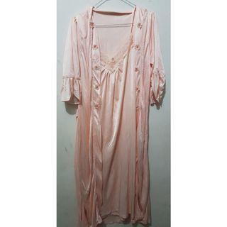 Setelan baju tidur wanita lingerie sexy pakaian tidur