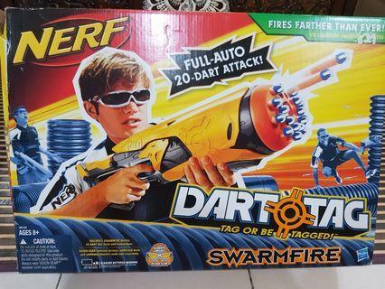 Nerf Gun - Swarmfire