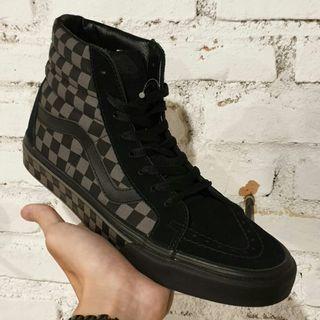 Vans Sk8-Hi Checkerboard Reissue
