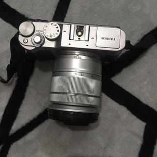 Fujifilm X-A3 Kit Silver