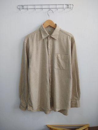 Flannel Uniqlo