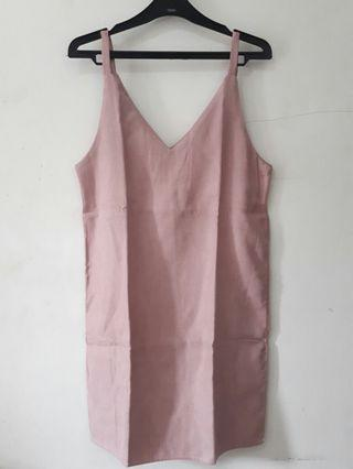 Pink Overall