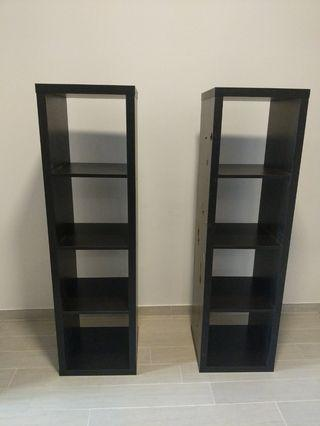 2 FREE shelving units to be picked up asap!
