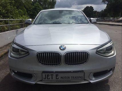 BMW 116i 5-Dr Auto