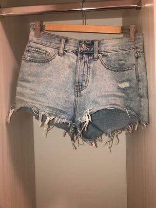 BDG Denim Shorts (Size 25)