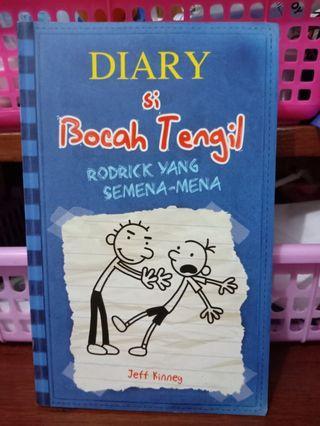 Diary si bocah tengil rodrick yang semena-mena