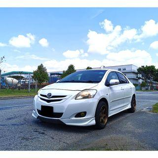Toyota Vios For Rent PHV/Personal