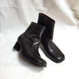Edward forrest boots kulit asli