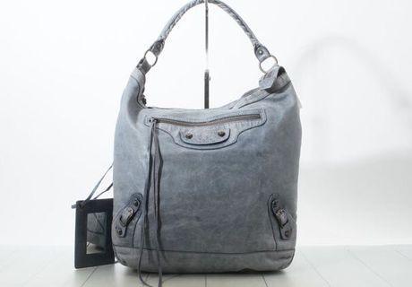 Authentic Balenciaga Hobo Shoulder Bag