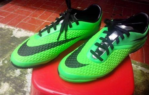 Nike Hypervenom Green Colour! (FUTSAL SHOES)