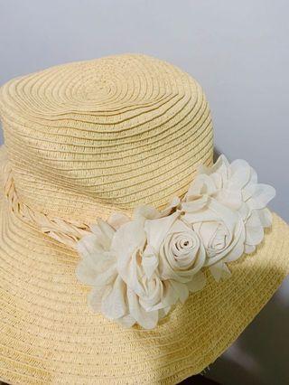海灘遮陽帽👒