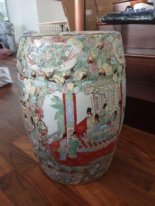 Porcelain Stool