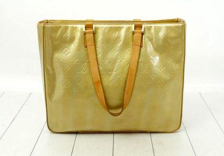 authentic LV LOUIS VUITTON large tote bag