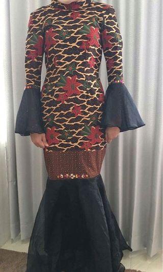 Batik moderen