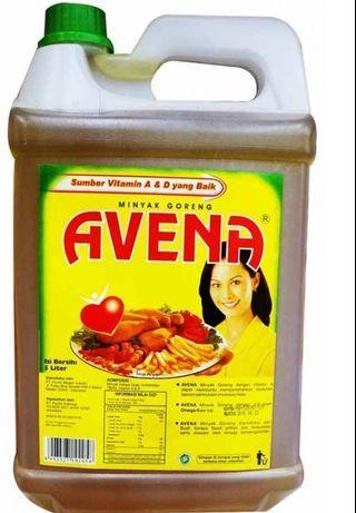 Minyak Goreng Avena @5 liter