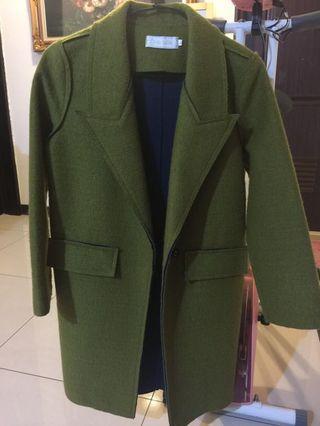 韓版 大衣