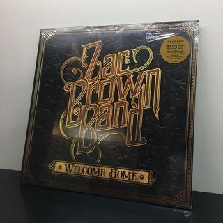 全新 黑膠唱片 鄉村 查克‧布朗 Zac Brown Band Welcome come home